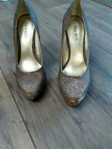 New Ninewest Heel Shoes