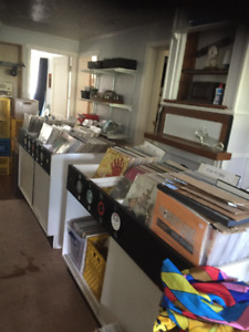 Looking to buy record collections