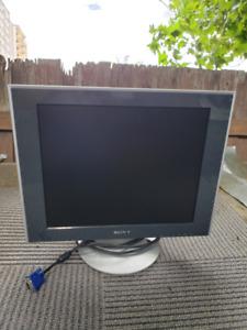 Sony SVGA Monitor