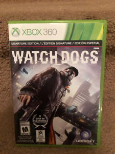 Watch Dogs for the XBox 360