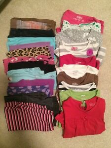 Box of fall 3T girls clothes