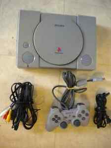Playstation 1 (PS1) Console