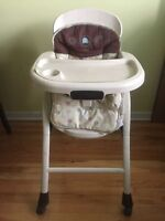 Baby feeding high chair and tricycle for toddlers