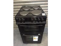 Black electric cooker new