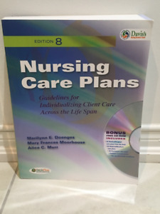 Nursing Care Plans (8th edition)