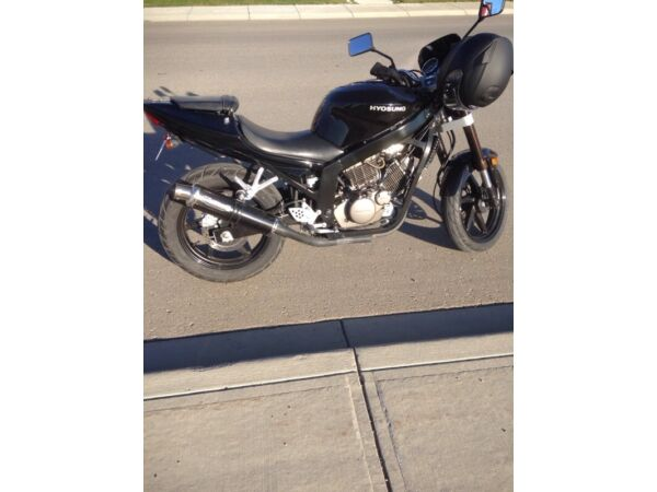 Used 2009 Hyosung Comet