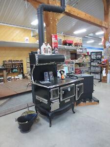 Elmira Fireview Woodburning Cookstove Belleville Belleville Area image 3