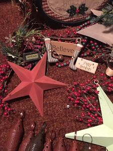 Christmas decorations rustic one of a kind Kitchener / Waterloo Kitchener Area image 4