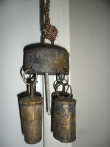 Antique Rustic Wind Chimes