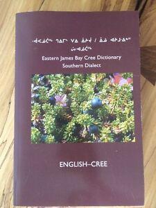 Dictionnaire Anglais-Cree Gatineau Ottawa / Gatineau Area image 1