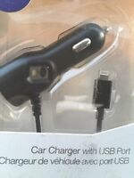 New Car Charger with USB Port