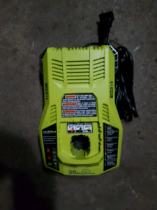 Ryobi One+ 18 volt 30 minute Charger