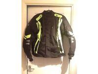 RideX motorbike jacket Large