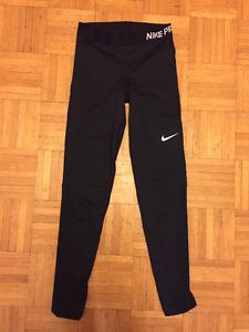 Black Nike Pro's (S)
