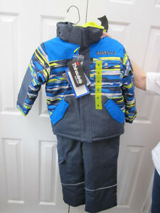 "Snowsuit, Boys size  6, ""Monster"", BNWT"