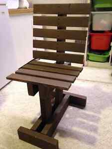 2x4 chair for sale