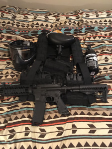 Tippmann TMC With Gear