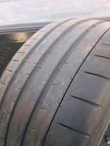 255/35zr19 Michelin pilot super sport  Kitchener / Waterloo Kitchener Area image 2