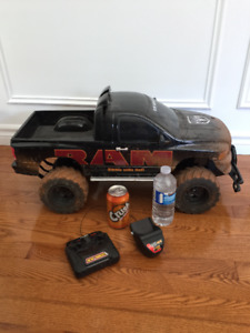 Remote Control and Charger Truck for BIG KIDS SPORTS