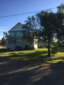 4 bedroom house in Rouleau, sk