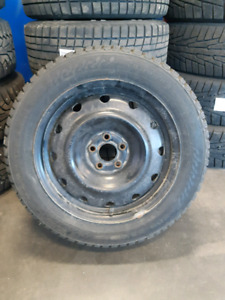 Winter tires - 215/45R17 HAKKA 9 (OBO)