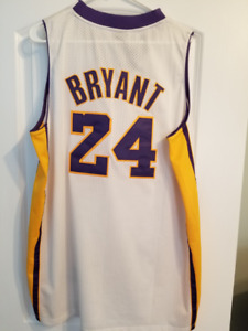 Mint Condition Authentic Kobe Bryant Lakers Jersey