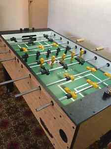 Foosball Table - Tornado Twister 2