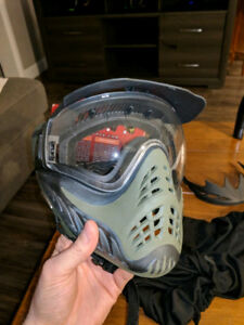 Vforce Profiler, masque de paintball/Paintball mask.