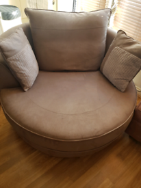 2 Seater Cuddle Chair