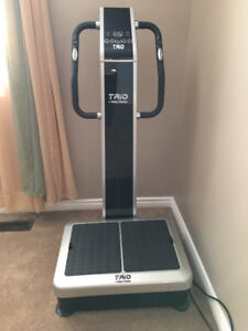 TRIO VMAX FITNESS VIBRATION MACHINE - Best of the best