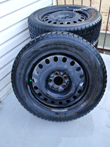 Winter Tires / Pneus d'hiver