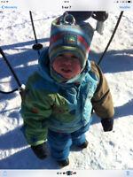 Habit neige 2 ans souris mini