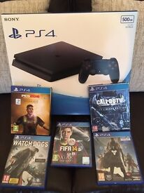 Brand new and sealed just released ps4 slim