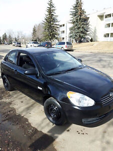 2009 Hyundai Accent Man GL Coupe - LOW KM !!!!