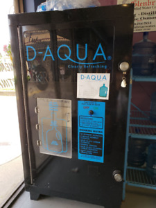 Water Vending Machine Aqua Star 250 Reverse Osmosis
