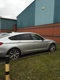 2010 BMW 530 GT DIESEL FULLY LOADED CAR WITH PANORAMIC ROOF