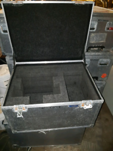 Storage cases good for musicians