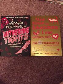 Bundle of Louise Rennison books
