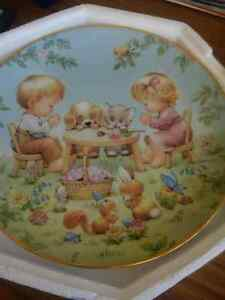 Collector's Dish - Life's Little Blessings