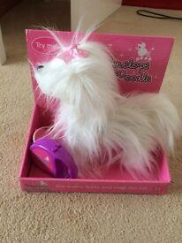Penelope The Poodle toy dog