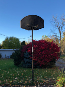 FREE Basketball Net - No Base, Pick-Up and Disassembly Required