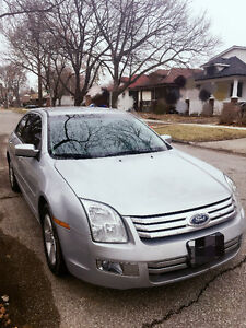 2007 Fusion LOW km & Excellent condition