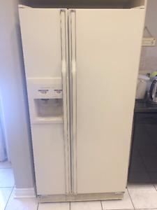 | Kitchenaid Superba Refrigerator | Side-By-Side | Beige |