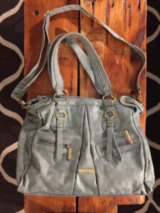 Timi & Leslie Dawn Convertible diaper bag w/accessories.