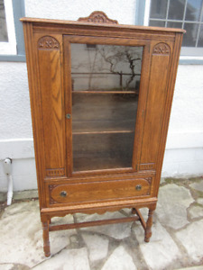 Attractive Antique (c1930) KRUG Cabinet-Great Condition!
