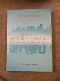 The Complete History of the World by Richard Overy