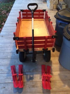 Great Red Wagon!