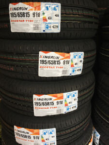 195-65-15,NEW ALL SEASON AND WINTER TIRES ON SALE