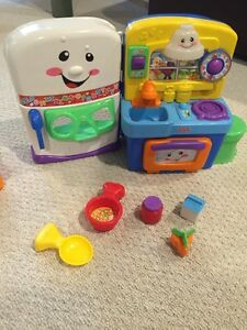 Fisher Price Cash Register & Kitchen Sets Sarnia Sarnia Area image 3