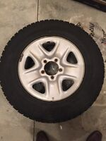 Snow Tires Blizzaks.